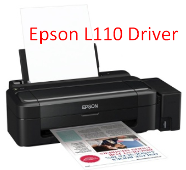 Free download Epson L110 Driver and Resetter – Direct link