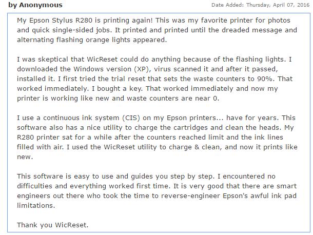 Buy WIC RESET KEY for WIC Reset Utility | Epson Reset Keys
