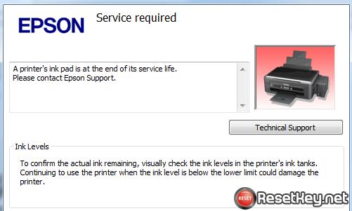 Epson L210 error - Image 4