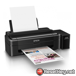 Reset Epson L130 printer with Epson adjustment program