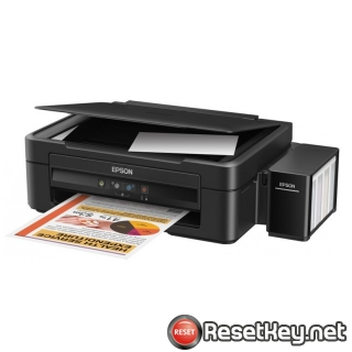 Reset Epson L222 printer Waste Ink Pads Counter
