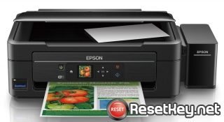 Reset Epson L364 printer with Epson adjustment program