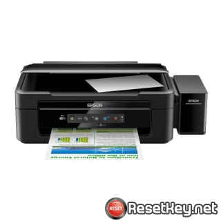 Reset Epson L365 printer with Epson adjustment program | Wic