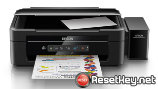 Reset Epson L385 printer with Epson adjustment program