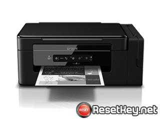 Reset Epson L395 printer Waste Ink Pads Counter