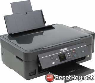 Reset Epson L456 printer with Epson adjustment program
