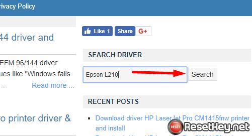 Fix Epson printer no maintenance tab - step 10