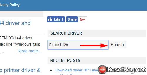 Fix Epson printer no maintenance tab - step 9