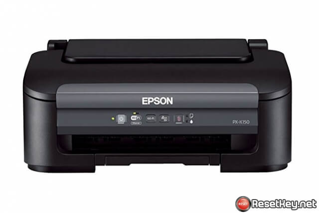 Reset Epson PX-K150 printer with WICReset Utility Tool