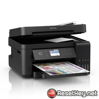 Reset Epson L6178 printer with WICReset Utility Tool