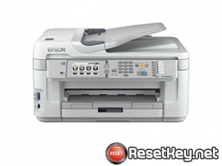 Reset Epson PX-M5040F printer with WICReset Utility Tool