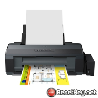 Reset Epson ET-14000 printer Waste Ink Pads Counter