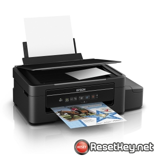 Reset Epson ET-2500 printer Waste Ink Pads Counter