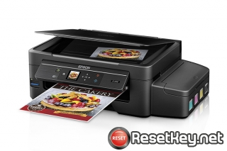 Reset Epson ET-2550 printer with WICReset Utility Tool