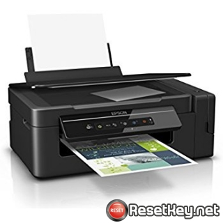 Reset Epson ET-2600 printer Waste Ink Pads Counter