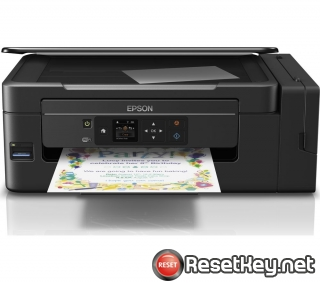 Reset Epson ET-2650 printer Waste Ink Pads Counter