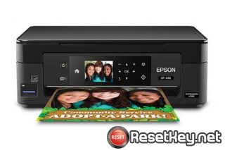 Reset Epson XP-446 printer Waste Ink Pads Counter