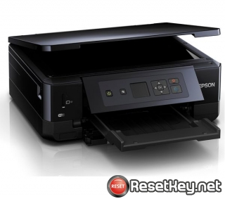 Reset Epson XP-540 printer with WICReset Utility Tool