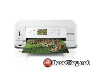 Reset Epson XP-645 printer with WICReset Utility Tool