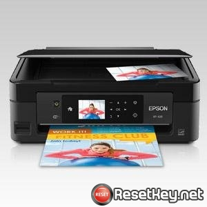 Reset Epson XP-240 printer with WICReset Utility Tool