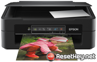 Reset Epson XP-243 printer Waste Ink Pads Counter