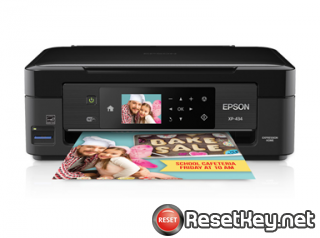 Reset Epson XP-343 printer with WICReset Utility Tool