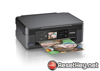Reset Epson XP-441 printer Waste Ink Pads Counter