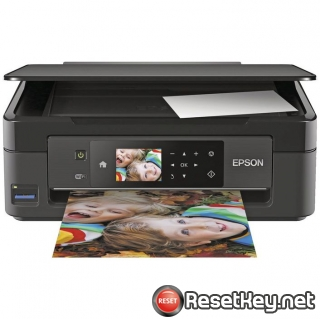 Reset Epson XP-442 printer Waste Ink Pads Counter