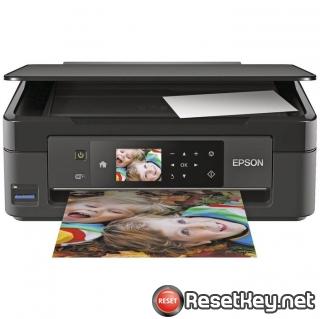 Reset Epson XP-442 printer with WICReset Utility Tool