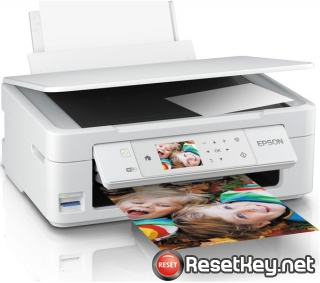 Reset Epson XP-445 printer Waste Ink Pads Counter
