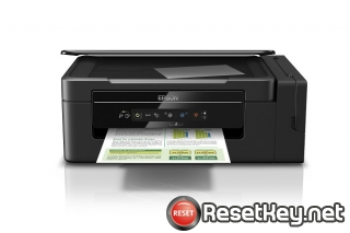Reset Epson L396 printer with WICReset Utility Tool