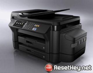 Reset Epson L1455 printer with WICReset Utility Tool