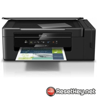 Reset Epson L3050 printer with WICReset Utility Tool
