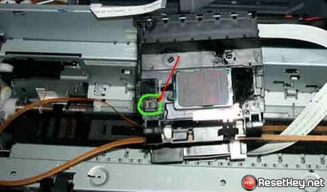 fix Epson E-01 error code - picture 3