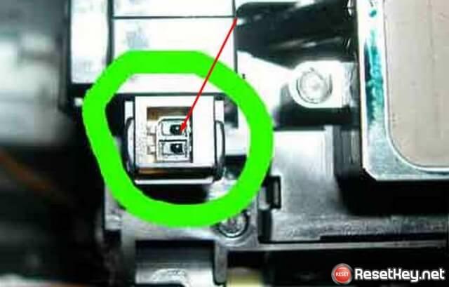 fix Epson E-01 error code - picture 4