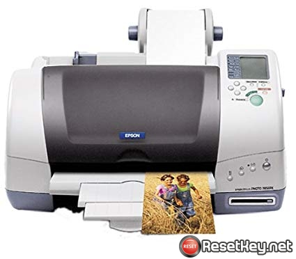 Reset Epson Stylus Photo 785 printer by WICReset