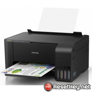 Reset Epson L3111 printer Waste Ink Pads Counter