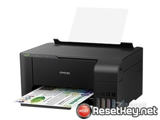 Reset Epson L3118 printer Waste Ink Pads Counter