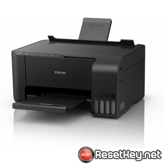 Reset Epson L3151 printer Waste Ink Pads Counter