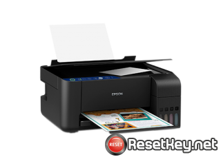 Reset Epson L3158 printer Waste Ink Pads Counter