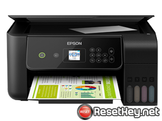 Reset Epson L3160 printer Waste Ink Pads Counter