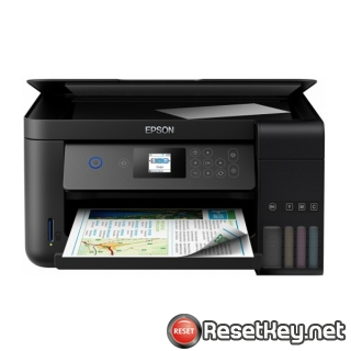Reset Epson L4160 printer with WICReset Utility Tool