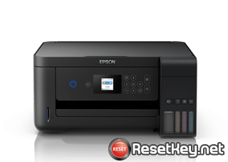 Reset Epson L4168 printer Waste Ink Pads Counter