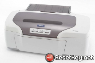 Reset Epson PM-G800 printer Waste Ink Pads Counter