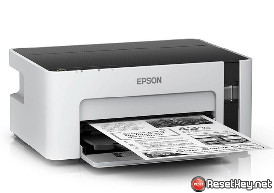 Reset Epson ET-M1100 printer with WICReset Utility Tool