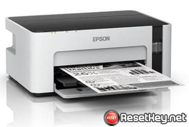 Reset Epson M1120 printer with WICReset Utility Tool