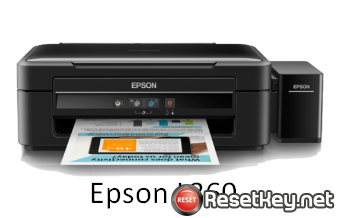 Download Epson L360 Printer Driver and Scanner driver