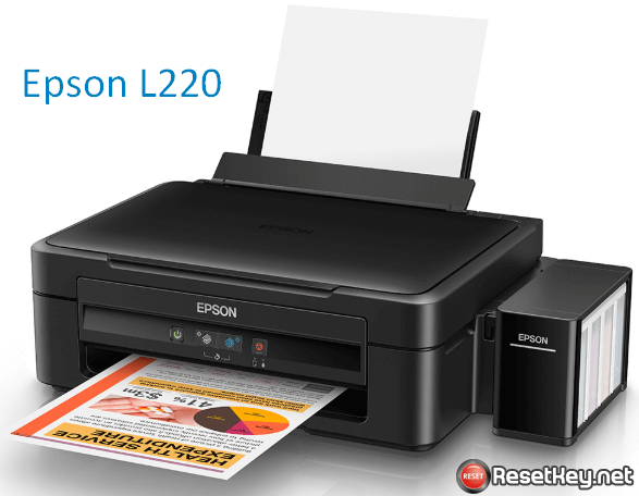 Download Epson L220 driver Windows, MAC OS