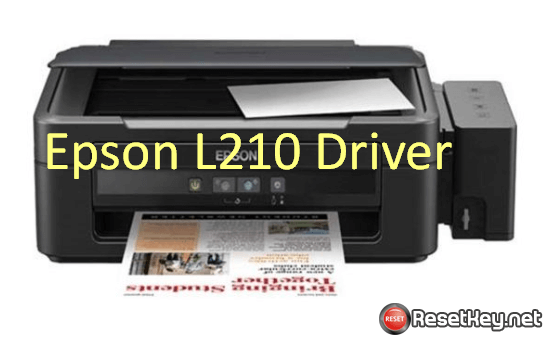 Download Epson L210 printer driver & Reseter