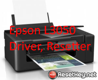 Epson L3050 printer driver and resetter – Free Download